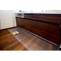 【送料無料】Achillesアキレス透明キッチンフロアマット 1mm・80×360cm キッチンの床のキズ・汚れ防止に!