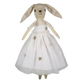 モニカリチャードロンドン メザミドールズ パーティーガール ローズマリー 52 ホワイトドレスを着たユーモアあふれるメザミドールズ