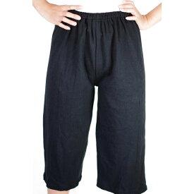子供用おねしょズボン 半ズボンタイプ 男女兼用 HOPE ホープジュニア 140cm お泊りでも安心の防水布付き!シンプルデザインの半ズボン。
