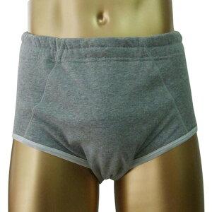 男性用重失禁パンツ 300cc大容量対応 尿漏れパンツ ブリーフタイプ Mサイズ 大容量対応!ブリーフタイプの失禁パンツ。