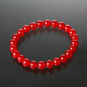 レッドクォーツおしゃれブレス8mm レッドクォーツ パワーストーン ブレスレット メンズ レディース 効果 ハンドメイド 浄化 種類 意味 アクセサリー赤水晶