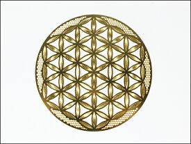 フラワーオブライフ(活性化)エナジーカード エナジーカード ヒーリング お守り 浄化 癒し エネルギー パワーストーン 天然石 占い 開運 Crystal Mind