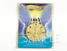 アークエンジェル アミュレット (ミカエル) お守り コイン カード【Angelium】