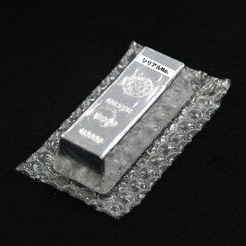 【石福金属 あす楽】銀地金 品位99.99% インゴット 1000g(1kg) /シルバー 石福金属 ISHIFUKU 貴金属 SV999 シルバーバー Silverインゴット 銀 販売 フォーナイン 送料無料