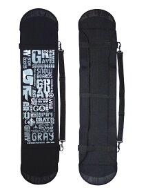 ソールガード(一般的ラウンドノーズ用) GRAY snowboards グレースノーボード ソールカバー ネオプレーン ボードケース ボードカバー【送料無料!※東北・北海道・沖縄は別途送料必要】
