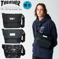 THRASHERスラッシャーTHR-106THR106ショルダーバッグ