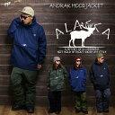 ALASCA 2018-19 ANORAK HOOD JACKET アラスカ スノーボード フードジャケット moose ウェア ジャケット スノボ スキ…