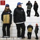 【SALE】BANPS スノーボード フードシェルジャケット 19-20 BANPS 撥水 防風 Hood shell Jacket ウェア スノボ スキー…