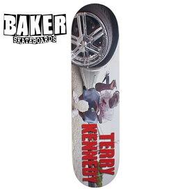 BAKER ベイカー/ TK Baker 3 Deck 8.125 / スケートデッキ /国内正規品!! サイズ:8.125×31.5(SKATE BOARD)(スケートボード)(SCREW TOKYO)