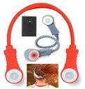 耳元スピーカー テレビスピーカー 人気 ウェアラブルネックスピーカー送信受信セット 敬老の日セール  Bluetooth 首掛けお手元スピ…