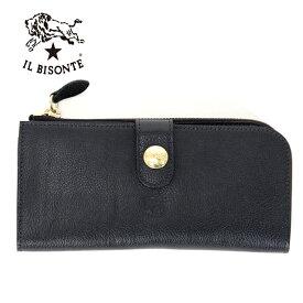 5685287e4218 イルビゾンテ IL BISONTE 二つ折り長財布 ロングウォレット 財布 サイフ ウォレット 男女兼用 41IB-