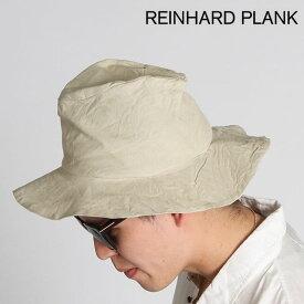 REINHARD PLANK ハット レナードプランク BUCKET/COT コットンハット バケットハット 帽子 綿 男女兼用 6582971002 BEIGE ベージュ【正規取扱店】【送料無料】