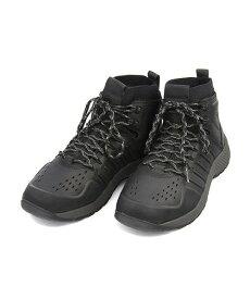 ティンバーランド ブーツ メンズ フライロームトレイル ミッド レザー ブーツ 通気性 クッション性 耐久性 抗菌 防臭 カジュアル デイリー アウトドア FLYROAMTRAIL MID LETHER BOOTS Timberland A1NZ9 ブラック