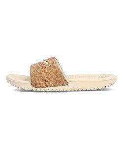 ナイキ NIKE カワスライドSE2GSPS KAWA SLIDE SE 2 GS/PS パールホワイト/パールホワイト 女の子 キッズ 子供靴 運動靴 通学靴 シャワー サンダル クッション性 カジュアル デイリー スポーツ スクール