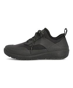 コールマン Coleman レインスニーカー ブラック メンズ レインシューズ 長靴 限定モデル クッション性 防水 雨 雪 靴 カジュアル デイリー スポーツ スクール 学校 913220