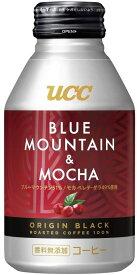 UCC Origin Black ブルーマウンテンモカ 缶コーヒー 275g 24本