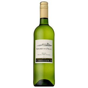 セニョリオ デ オルガス 白 [瓶] 750ml [サントリー スペイン 白ワイン YSDW8Q] ギフト プレゼント 酒 サケ 敬老の日