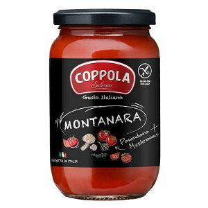 コッポラ モンタナーラ ソース [瓶] 350g x 12本[ケース販売][メモス 食品 イタリア トマト製品 632-803]【キャンセル 返品不可】 ギフト プレゼント 敬老の日