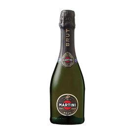 【限定割引クーポン配布中】マルティーニ ブリュット 375ml[バカルディ/イタリア/ピエモンテ/白ワイン/MJ57]