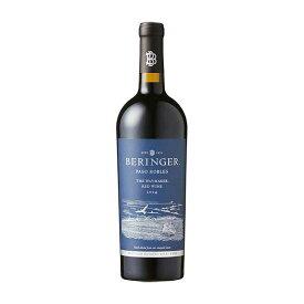 ベリンジャー パソ ロブレス ウェイメーカー レッド ワイン 750ml[サッポロ アメリカ ナパ ヴァレー 赤ワイン LW67]