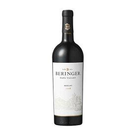 ベリンジャー ナパ ヴァレー メルロー 750ml[サッポロ アメリカ ナパ ヴァレー 赤ワイン J323]