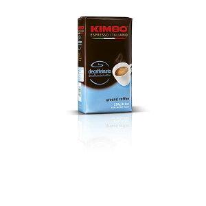 キンボ エスプレッソ粉 デカフェ [袋] 250g x 10袋[ケース販売] 送料無料(本州のみ) [モンテ イタリア コーヒー 003113] 母の日 父の日 ギフト