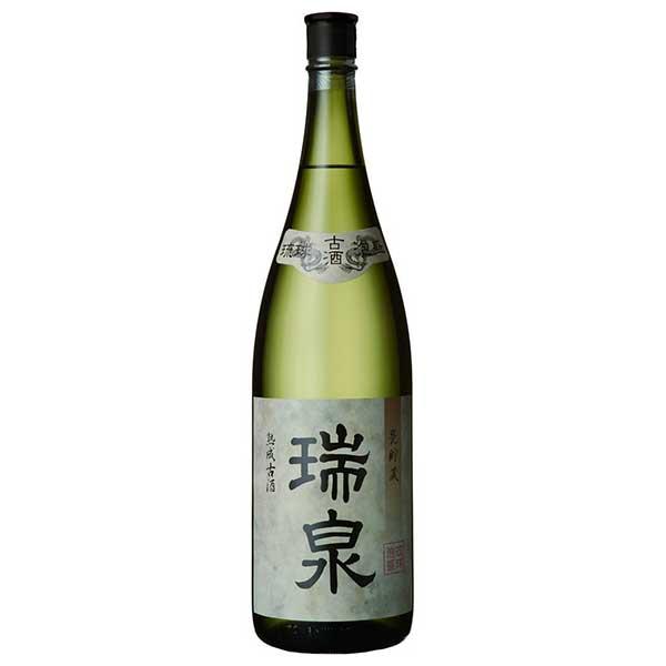 瑞泉 古酒甕貯蔵酒 43度 1.8L 1800ml [瑞泉酒造 / 泡盛]