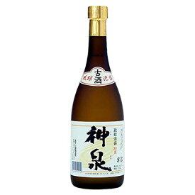 上原 神泉電子 古酒 30度 720ml x 12本 [ケース販売][上原酒造所 / 泡盛]【増税】
