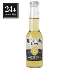 【ポイント5倍】コロニータ ビール エキストラ 207ml x 24本 あす楽対応 [ケース販売][2ケースまで同梱可能][メキシコ/コロナビール/CORONA][ギフト不可]