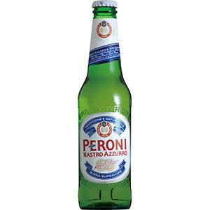 ペローニ ナストロアズーロ [瓶] 330ml x 24本 [ケース販売][2ケースまで同梱可能]