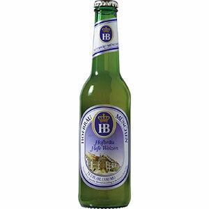 ホフブロイ ヘフェヴァイツェン [瓶] 330ml x 24本 [ケース販売][2ケースまで同梱可能]