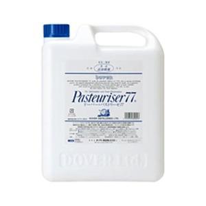 ドーバーパストリーゼ77 詰替 5L 5000ml あす楽対応 アルコール消毒液 防菌 消臭 防カビ ウィルス