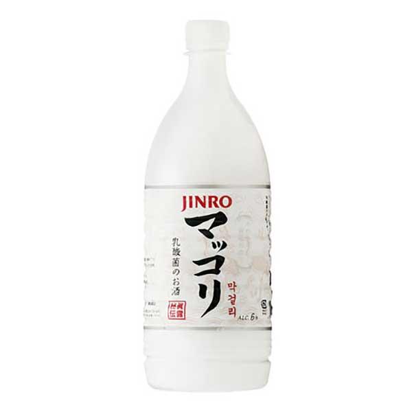 JINRO マッコリ 1L 1000ml あす楽対応