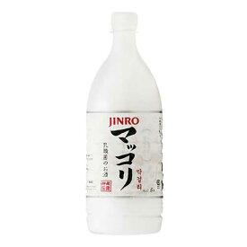 【ポイント2倍】JINRO マッコリ 1L 1000ml あす楽対応