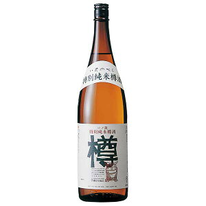 一ノ蔵 特別純米樽酒「樽」 1.8L 1800ml [一ノ蔵 宮城県]