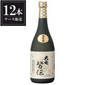 大七 純米吟醸 皆伝 720ml x 12本 [ケース販売] [大七酒造/福島県 ]【ホワイトデー】