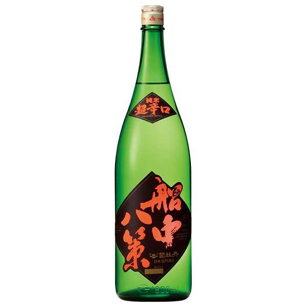 司牡丹 純米 船中八策 1.8L 1800ml [司牡丹酒造/高知県]
