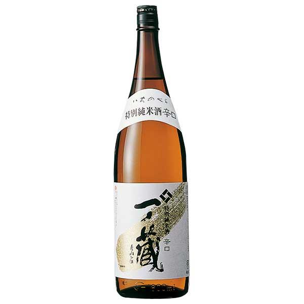 一ノ蔵 特別純米酒〈辛口〉 1.8L 1800ml [一ノ蔵/宮城県]