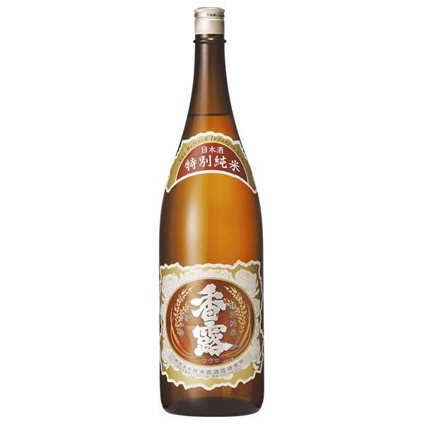 香露 特別純米酒 1.8L 1800ml [熊本県酒造研究所/熊本県]