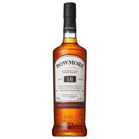 ボウモア 18年 43度 [瓶] 700ml[ウイスキー 43度 イギリス サントリー] ギフト プレゼント 酒 サケ 敬老の日