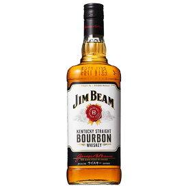 【送料無料】ジム ビーム 40度 [瓶] 1L 1000ml 送料無料(本州のみ) あす楽対応 [ウイスキー 40度 アメリカ サントリー] 母の日 父の日 ギフト