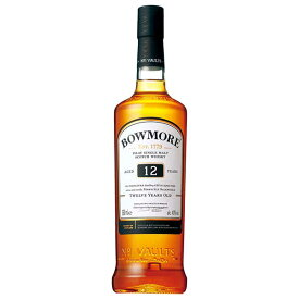 ボウモア 12年 40度 [瓶] 350ml 送料無料(本州のみ) あす楽対応[ウイスキー 40度 イギリス サントリー] ギフト プレゼント 酒 サケ 敬老の日