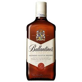 【送料無料】バランタイン ファイネスト 40度 [瓶] 700ml 送料無料(本州のみ) あす楽対応[ウイスキー 40度 イギリス サントリー] 母の日 父の日 ギフト