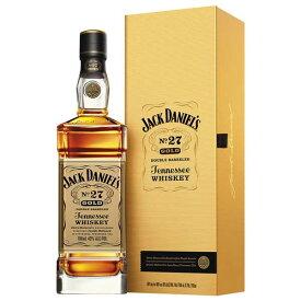 ジャックダニエル ゴールド 40度 700ml[箱付] 正規品 [Jack Daniel's/アメリカ/ジャック]【母の日】