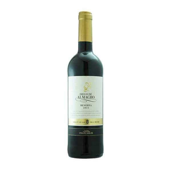 アルマグロ レゼルバ 750ml [SMI/スペイン/赤ワイン]
