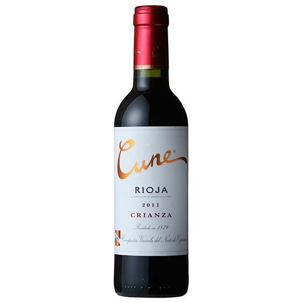 クネ クリアンサ 375ml [三国/スペイン/リオハ・アルタ/赤ワイン/ミディアムボディ/1802]
