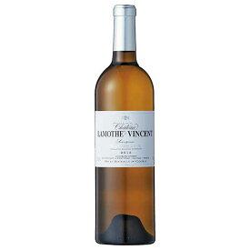 シャトー ラモット ウ゛ァンサン 白 750ml [MT/フランス/ボルドー/白ワイン/辛口/641331]