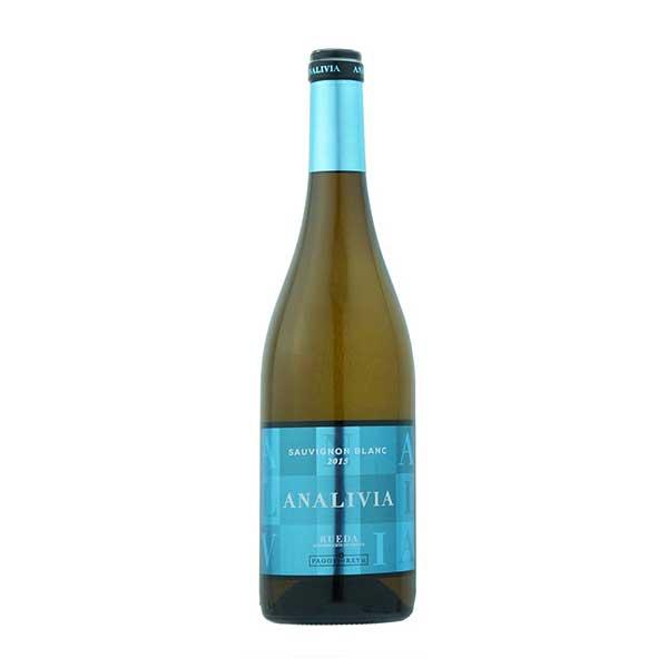 アナリヴィア ソーヴィニョン ブラン 750ml [SMI/スペイン/白ワイン]