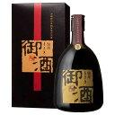 瑞泉 御酒(ウサキ) 30度 720ml [瑞泉酒造 泡盛] 送料無料(本州のみ)