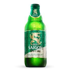 サイゴン スペシャル [瓶] 330ml x 24本[ケース販売] [同梱不可][池光 ビール ベトナム]
